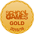 School Games Gold Logo